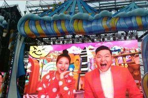 Suzy bất ngờ xuất hiện trong MV mới của PSY, Knet lại kịch liệt phản đối