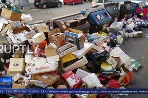 Khủng hoảng rác thải tại Rome