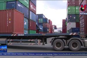 Gần 8.600 container quá hạn tại cảng biển