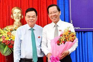 Đồng chí Phan Văn Mãi, Phó Bí thư Thường trực Tỉnh ủy, Chủ tịch HĐND tỉnh Bến Tre được bầu giữ chức Bí thư Tỉnh ủy Bến Tre