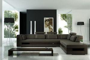 Mẫu phòng khách đẹp dành cho nhà phố