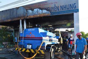 Hỏa hoạn thiêu rụi cửa hàng xăng dầu ở cà Mau