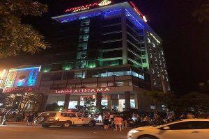 Một người đàn ông đến khách sạn Amanda Quảng Bình nhảy lầu tự vẫn