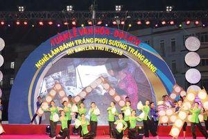 Tây Ninh: Duy trì tổ chức Lễ hội Văn hóa – Du lịch Nghề làm bánh tráng phơi sương Trảng Bàng
