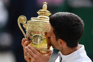 Hạ Federer trong trận chung kết dài kỷ lục, Djokovic vô địch Wimbledon 2019