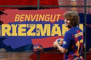 Vì sao Griezmann phải chấp nhận mặc số áo 'xấu' ở Barca?