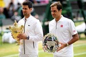 Highlights chung kết Wimbledon: Novak Djokovic 3-2 Roger Federer