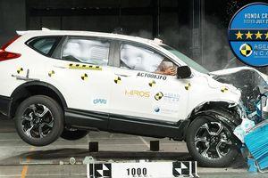 Những mẫu xe nào tại Việt Nam có chứng chỉ Asean NCAP?