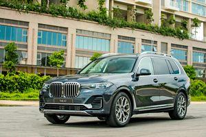 Giá bán 7,5 tỷ, BMW X7 có thực sự vượt trội hơn Mercedes-Benz GLS?