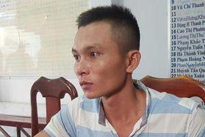 Lời khai nghi phạm cắt cổ tài xế GrabBike ở Sài Gòn