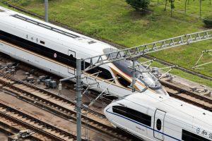 Trung Quốc gánh khoản nợ khổng lồ vì đường sắt cao tốc