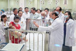 Bệnh viện Nhi Trung ương- chỗ dựa cho hệ thống Nhi khoa toàn quốc