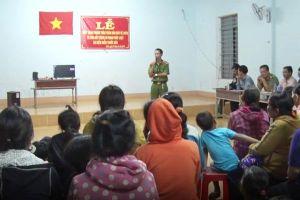 Huyện Chư Pưh (Gia Lai): Tuyên truyền, ngăn chặn vượt biên trái phép