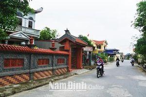 Thủ tướng Chính phủ công nhận huyện Mỹ Lộc, Nam Định đạt chuẩn NTM