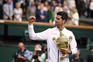Djokovic vô địch Wimbledon 2019 sau trận chung kết lịch sử với Federer
