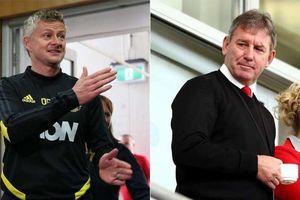 Solskjaer: Man United cần một Brian Robson mới