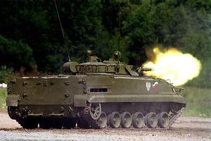 Vũ khí 'lạ' trên xe chiến đấu bộ binh mạnh nhất hành tinh