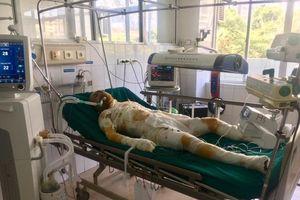 Vụ phóng hỏa đốt nhà người tình vì ghen ở Sơn La: Nghi phạm đã tử vong