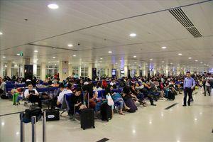 An ninh sân bay phát hiện nữ hành khách giấu 3 viên đạn còn nguyên hạt nổ trong hành lý