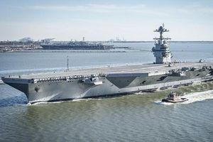 Mỹ gặp khó với mục tiêu làm chủ đại dương