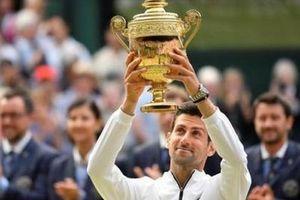 Djokovic vô địch Wimbledon sau trận chung kết kinh điển