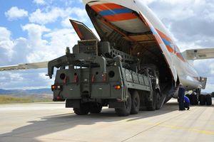 Các vận tải cơ Nga tấp nập giao S-400 cho Thổ Nhĩ Kỳ
