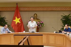 Phó thủ tướng Vương Đình Huệ: 'Vai trò kinh tế hộ đã tới hạn'