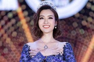 Hoa hậu Việt Nam đầu tiên đăng ký hiến tạng