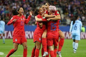 Cường quốc bóng đá nữ