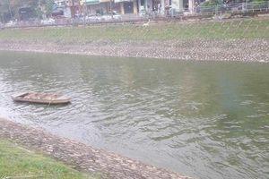 Đề xuất bơm nước để đi thuyền trên sông Tô Lịch