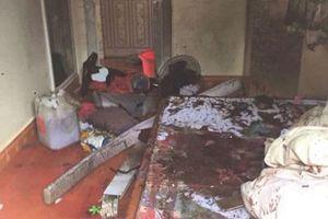 Đối tượng phóng hỏa đốt cả nhà người tình đã tử vong