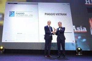 Piaggio Việt Nam lọt top 51 công ty nhận Giải thưởng Nơi làm việc tốt nhất châu Á 2019