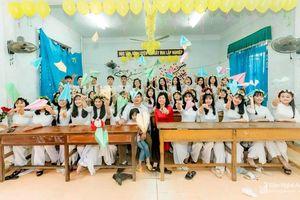 Lớp học 'trường làng' ở Nghệ An có 27 em đạt trên 20 điểm xét tuyển khối C