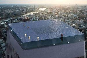 Hồ bơi vô cực 360 độ đầu tiên trên thế giới