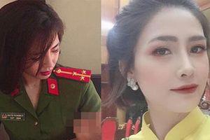 Đã tìm ra info của nữ công an xinh đẹp chiếm mọi spotlight trong vụ cứu hai bố con có ý định nhảy cầu Nhật Tân tự tử