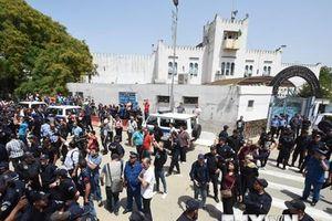 Quân đội Algeria bắt giữ 5 nghi phạm âm mưu tấn công khủng bố