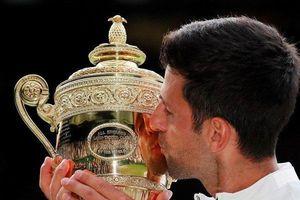 Lần thứ 5 vô địch, Novak Djokovic đi vào lịch sử giải Wimbledon