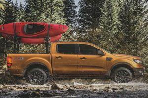 Ford Ranger 2019 bị triệu hồi vì dây an toàn lắp ráp không đúng cách