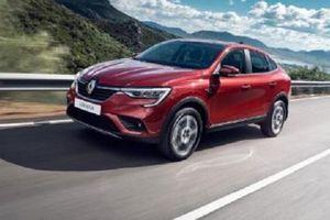Renault Arkana 2019: Xế rẻ bình dân nhưng cực chất