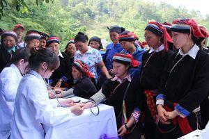 Bảo đảm quyền lợi y tế cho đồng bào dân tộc thiểu số