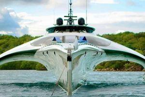 Siêu du thuyền được điều khiển bằng iPad