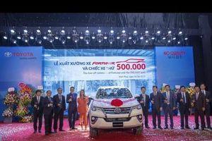 Toyota Việt Nam nộp ngân sách nhà nước tăng gần 80%