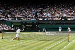 Djokovic khóc như mưa trong ngày đánh bại Federer, vô địch Wimbledon 2019