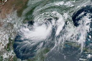 Bão Barry đổ bộ, hàng triệu người dân Mỹ tại Louisiana đối mặt với lũ lụt