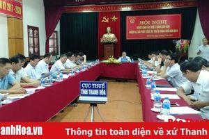 Hội nghị trực tuyến sơ kết công tác thuế 6 tháng đầu năm