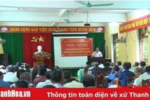 Huyện Quan Hóa: Bồi dưỡng kiến thức cho người có uy tín trong vùng đồng bào dân tộc thiểu số