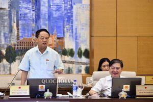 Ủy ban Thường vụ Quốc hội cho ý kiến về một số vấn đề còn khác nhau của dự án Luật Dân quân tự vệ (sửa đổi)