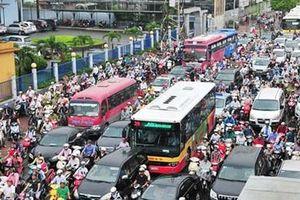 Tổng kiểm soát phương tiện tham gia giao thông tại TP Hồ Chí Minh và các tỉnh miền Tây