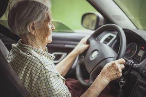 Những công nghệ hỗ trợ giúp người cao tuổi lái xe an toàn