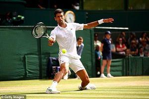Djokovic vô địch Wimbledon: 'Federer truyền cảm hứng cho tôi'